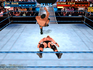 Screenshot Thumbnail / Media File 1 for WWF Smackdown! [NTSC-U]